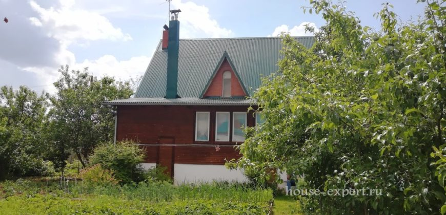 Жилой дом 240 кв.м, кирпичный, все коммуникации, пос. Заокский 100 км от МКАД