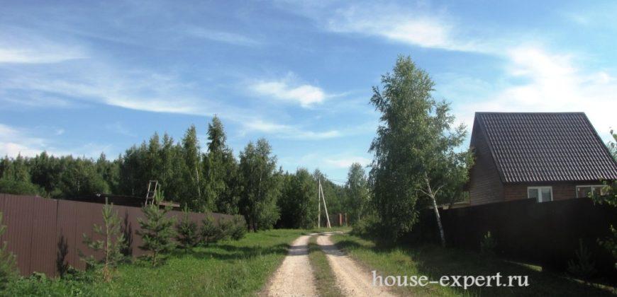 Дачный участок 25 соток в Заокском районе, СНТ Тульской области