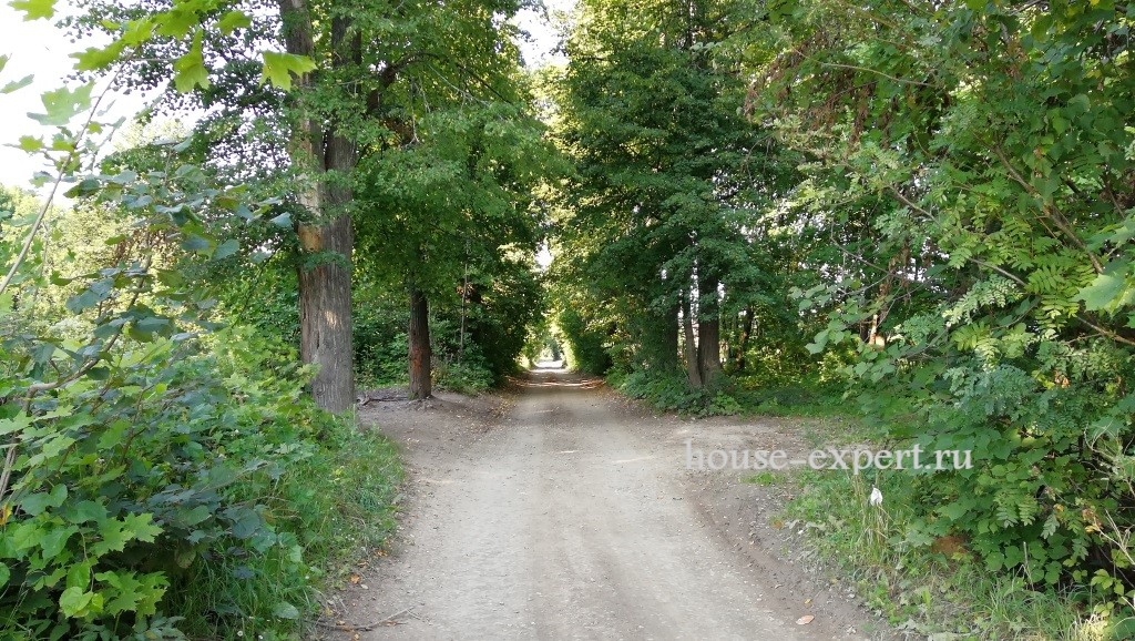 Деревня Новоселки Тульской области, Заокский район.