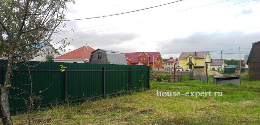 Жилой дом в Заокском 130 кв.м. 12 соток. Свет, газ, дорога, электричка.