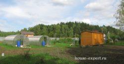 Усадьба 240 кв.м. на участке 50 сот., все коммуникации 100 км от МКАД. Заокский