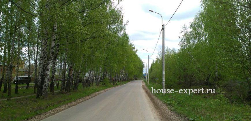 Дом в Заокском 36 кв м участок 12 соток Электричество электричка
