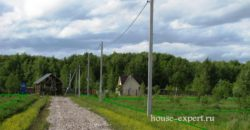 Купить земельный участок 20 соток в деревне Скрипово, Заокский район, 100 км по Симферопольскому шоссе