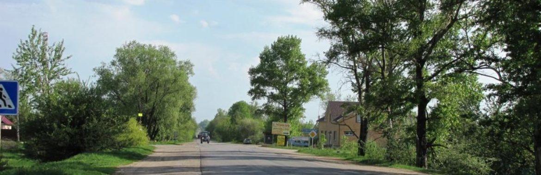 Деревня Александровка Тульской области.