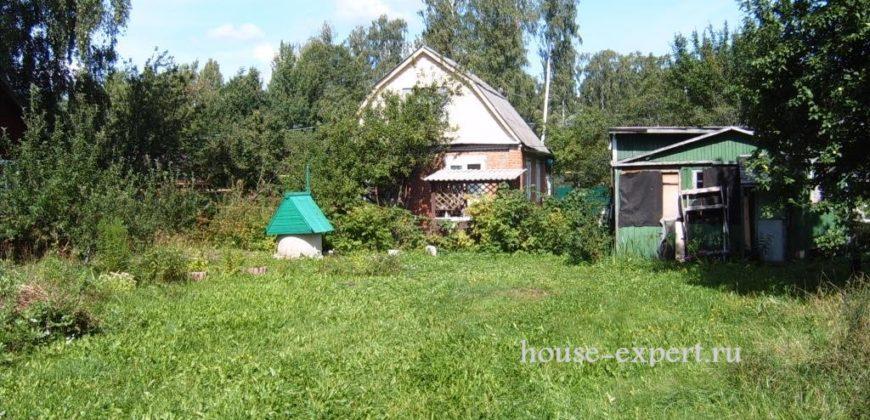 Кирпичная дача в СНТ 110 км от МКАД по Симферопольскому шоссе