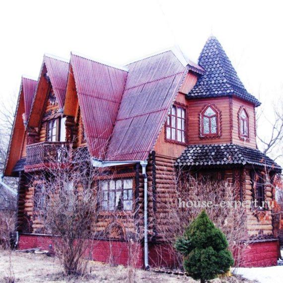 Дома Дачные
