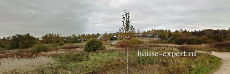 Деревня Баранцево, Тульской области, Заокский район.