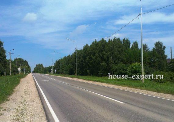 Тульская область, Заокский район, село Ненашево.
