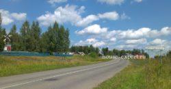 Купить участок ИЖС по Симферопольскому шоссе, свет, дорога. Тульская область, пос. Дмитриевское