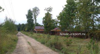 Участок в деревне 20 соток, асфальтированный подъезд, уютное место