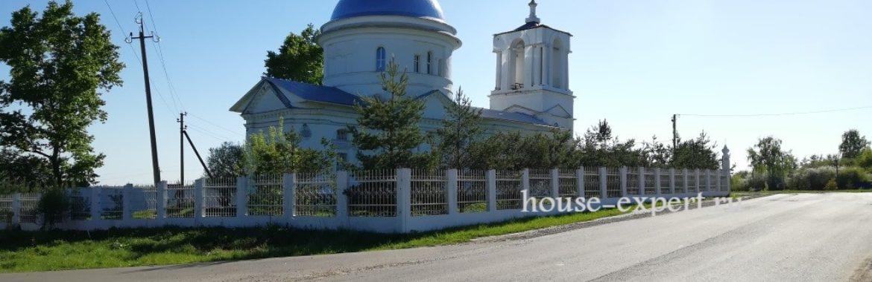 Село Дмитриевское Тульской области, Заокского района.