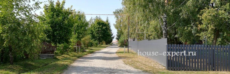 Деревня Теряево Тульская область, Заокский район.