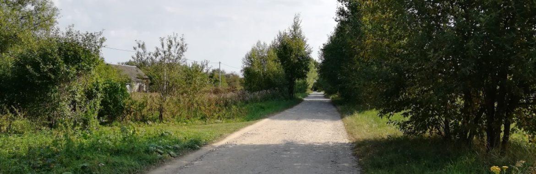 Деревня Лаптево Тульской области, Заокский район.