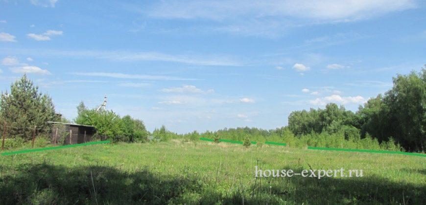 Купить участок КФХ под усадъбу по Симферопольскому шоссе 105 км