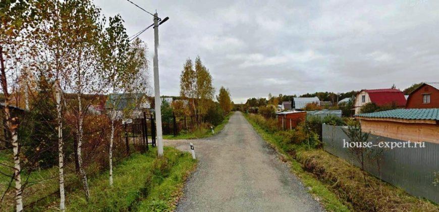 Продам участок 6 гектар сельскохоз назначения свет подъезд электричка