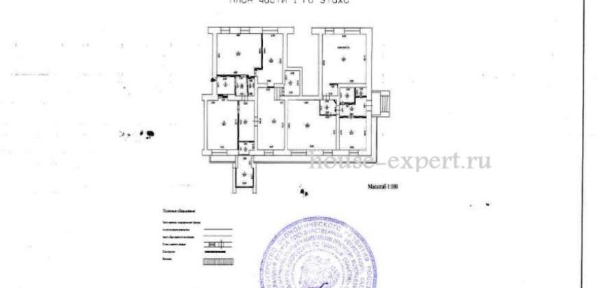 2-х комнатная квартира 82 кв.м