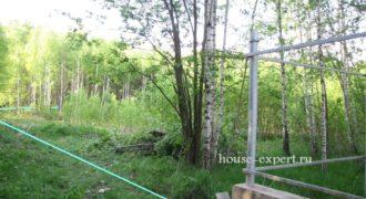 Участок 20 соток, у леса в СНТ Ивушка. Круглогодичный подъезд.