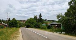 Купить участок в деревне Заокского района, свет, подъезд, электричка.