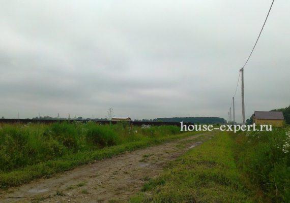 Посёлок Пахомово, Заокского района Тульской области.
