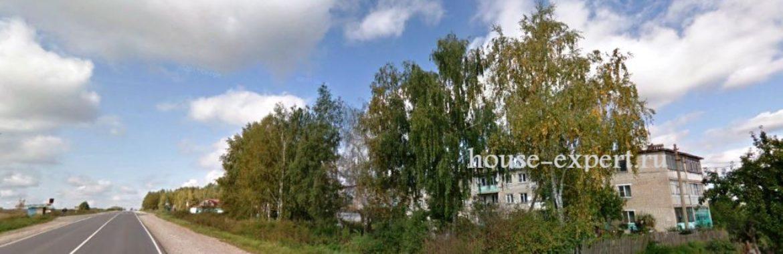 Село Симоново, Заокский район, Тульской области.