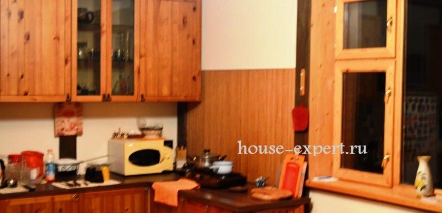 Кирпичный дом в деревне, 12 соток, 110 км от МКАД