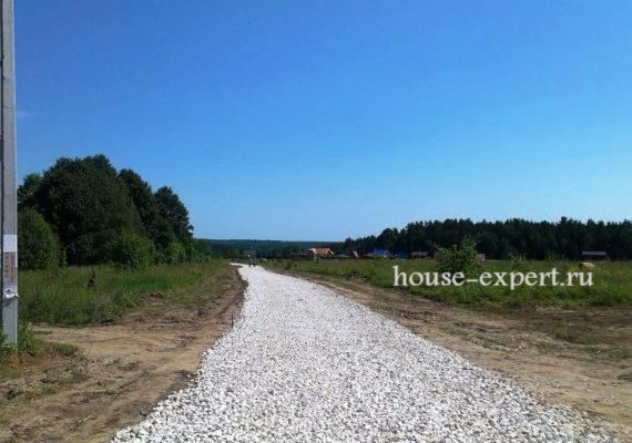 Деревня Кошкино, Заокский район Тульской области.