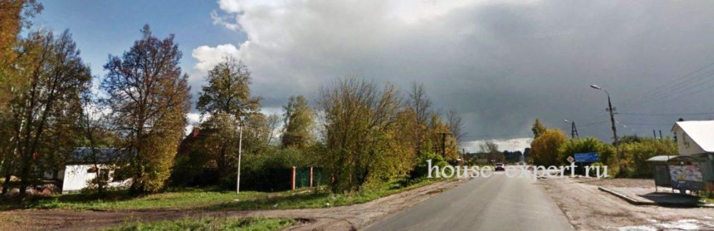 Тульская область, Заокский район, посёлок Яковлево.