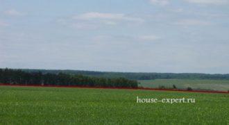 Участок СХН, сельхозка в Заокском районе, Тульская область