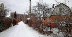 Участок в СНТ Иван Да Марья 105 км от МКАД, электричка, свет, подъезд.