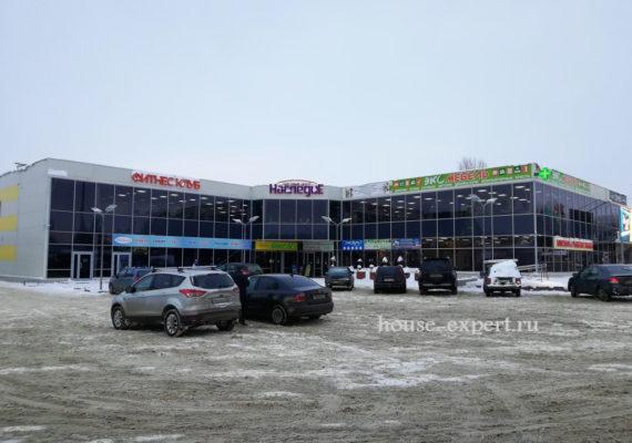 Тульская область, Заокский район, деревня Малахово.