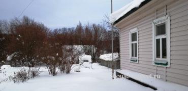 Дом 50 кв.м., 25 соток, деревня Малахово, Заокский район. Все коммуникации.