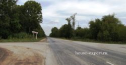 Новосёлки Заокский район, 30 соток ЛПХ. Свет, газ, асфальтированный подъезд.