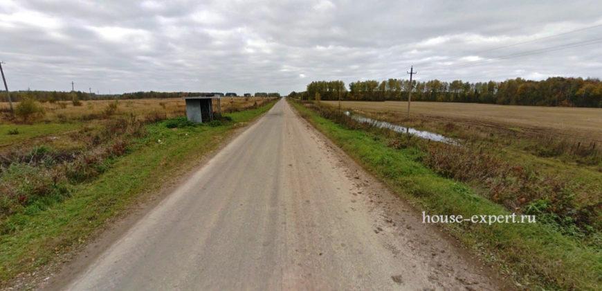 Участки в деревне 110 км от МКАД, Каширское шоссе, Ясногорский район