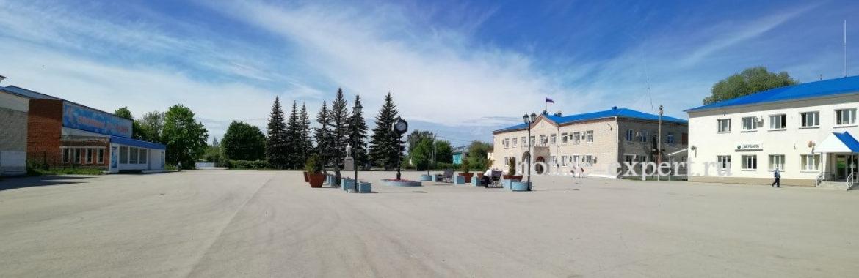Заокский, районный центр в Тульской области.
