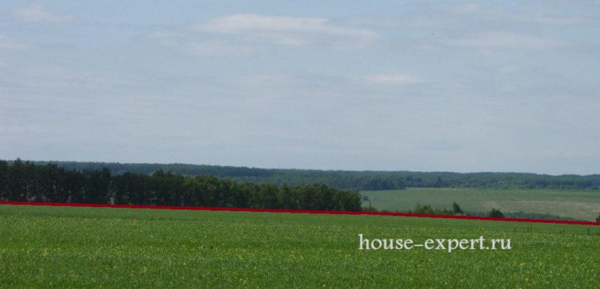 Участок под сельское хозяйство 24 Га. Примыкает к деревне, хороший подъезд