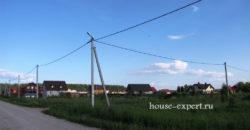 Участок 21 сотка в СНТ Твой Дом, Заокский район. Свет, газ, водопровод.