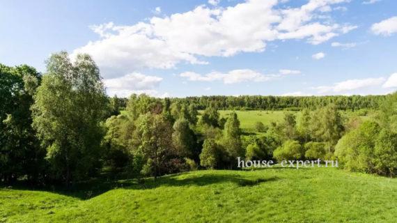 Участки в лесу, деревня Фёдора Конюхова, Заокский район, Тульская область.