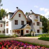 Дом музей имени художника Поленова, Заокский район, Тульская область