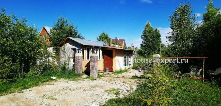 Участок 12 соток в Заокском, свет, газ, Тульская область.