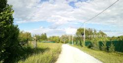 Крайний участок, примыкает к лесу, оврагу и ручью, подъезд, электричество.