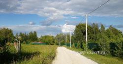 Участок примыкает к лесу, Малахово-2, подъезд, электричество.