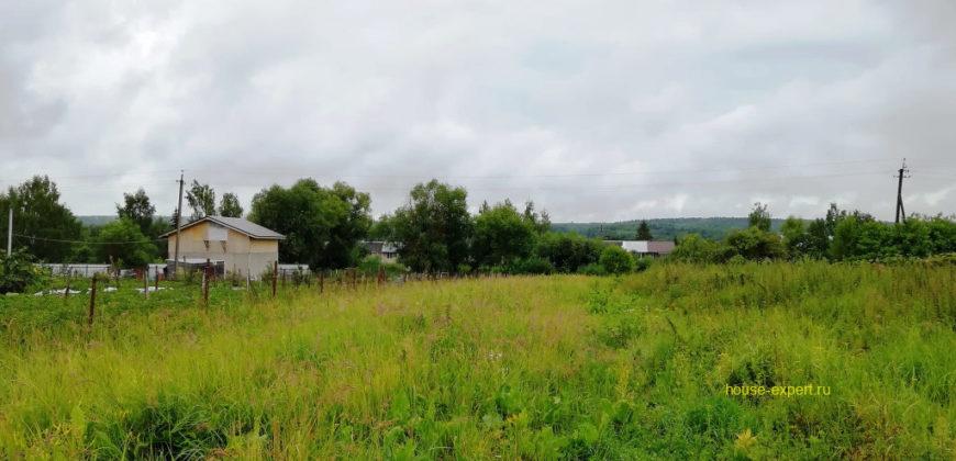 Участок дёшево в деревне Страхово, Тульская область