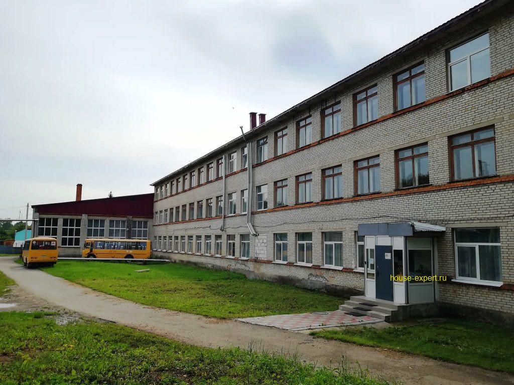 Школа в Пахомово Заокский район