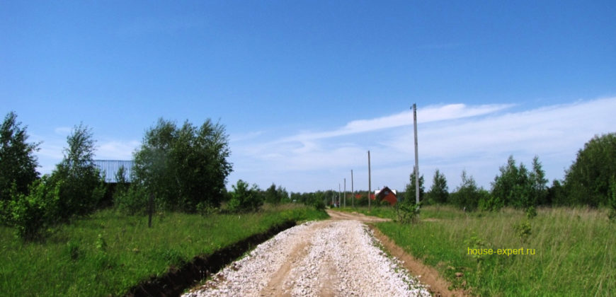 Участок ИЖС 26 соток, купить в Нечаевских Выселках, свет, подъезд