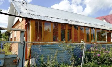 Кирпичный жилой дом в Заокском, все коммуникации, электричка