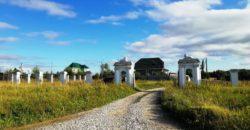 Участок в деревне Азаровка, Заокский район.