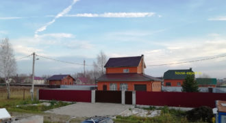 Участок 7 соток для ИЖС в районном центре Заокский, Тульская область.