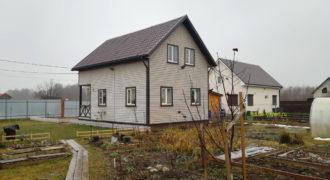 Жилой дом под ключ 120 кв.м., участок 9 сот., Заокский р-н пос., Скрипово