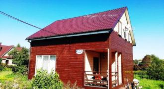 Дом в центре посёлка Заокский, все коммуникации, электричка
