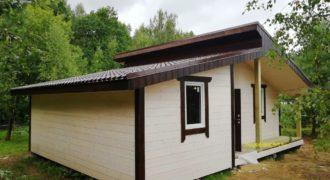 В продаже жилой дом 60 кв.м. Заокский район, д. Никольское